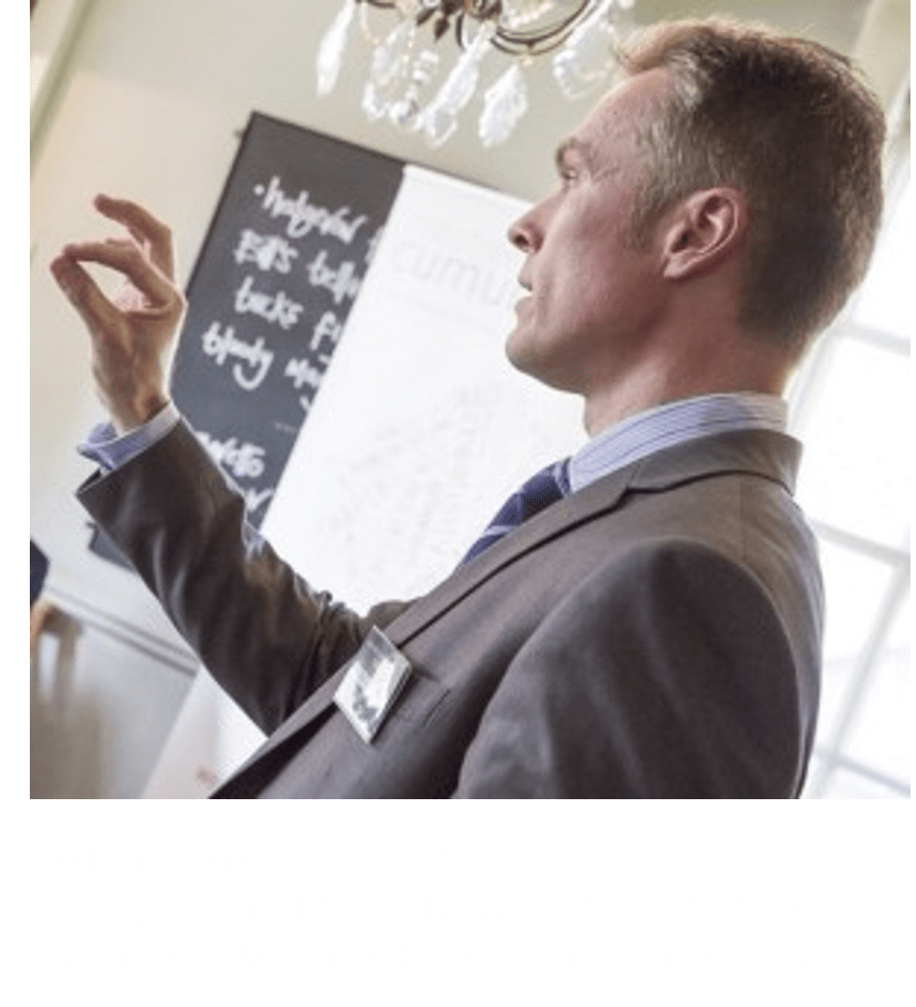 Holger with letters
